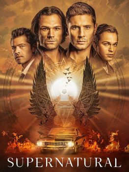 Supernatural - Seasion 15 - DVD