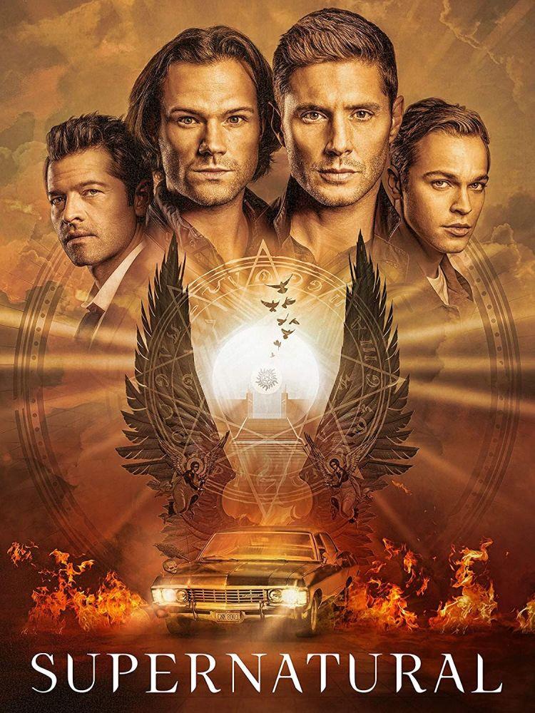 Supernatural - Seasion 15 - DVD
