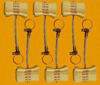 <!-- 003 -->16mm clip - BendyWicks - Set x 6