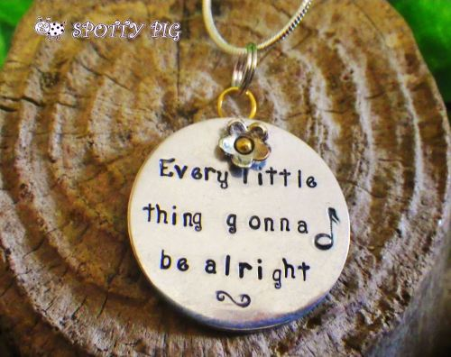 6e1fdc7786f57 Song Lyric Necklace