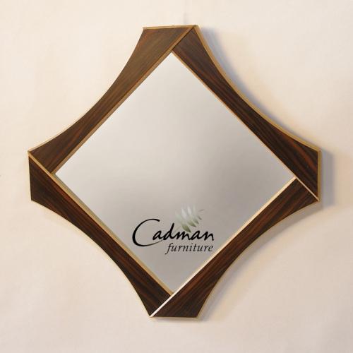 'Origami' mirror