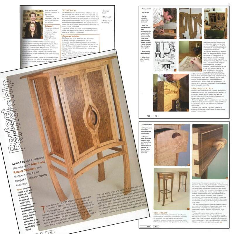 ... Furniture U0026 Cabinet Making   Kevin Ley Interview ...