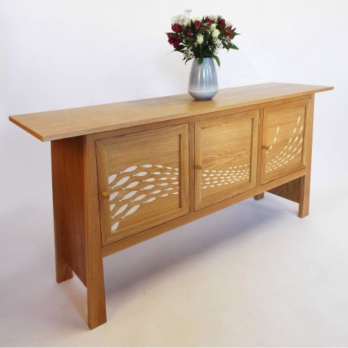 'Flow'  sideboardThis sideboard has been designed to be extremely versatile