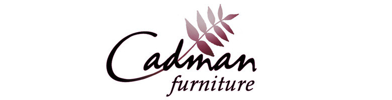 cadman furniture, site logo.