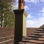Completed Chimney