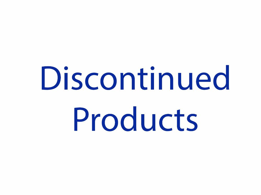 Sale / Discontinued Products