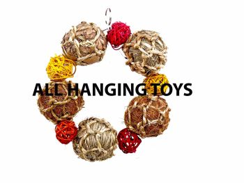 ALL HANGING TOYS