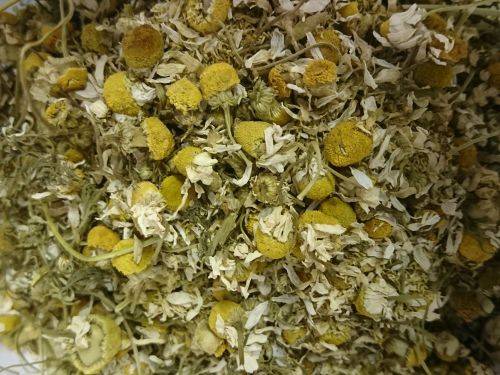 Chamomile Flowers 10g