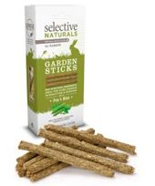 Supreme Selective Naturals Garden Sticks - Pea and Mint