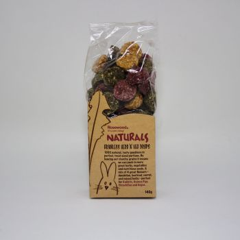 Rosewood Herb and Veg Drops