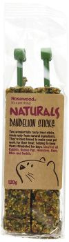 Rosewood Dandelion Sticks