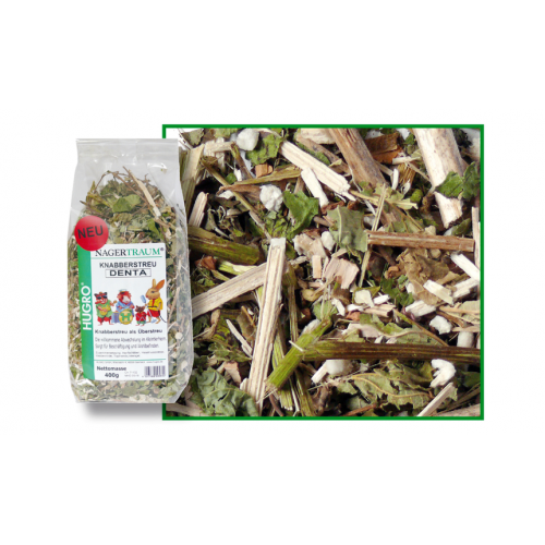 Hugro - Foraging Mix - Dental Care
