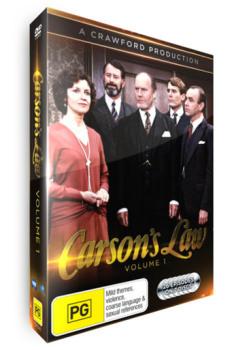 Carson's Law - Volume 01