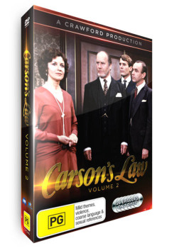 Carson's Law - Volume 02
