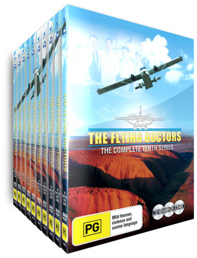The Flying Doctors - Complete Series