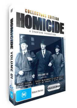 Homicide - Volume 01