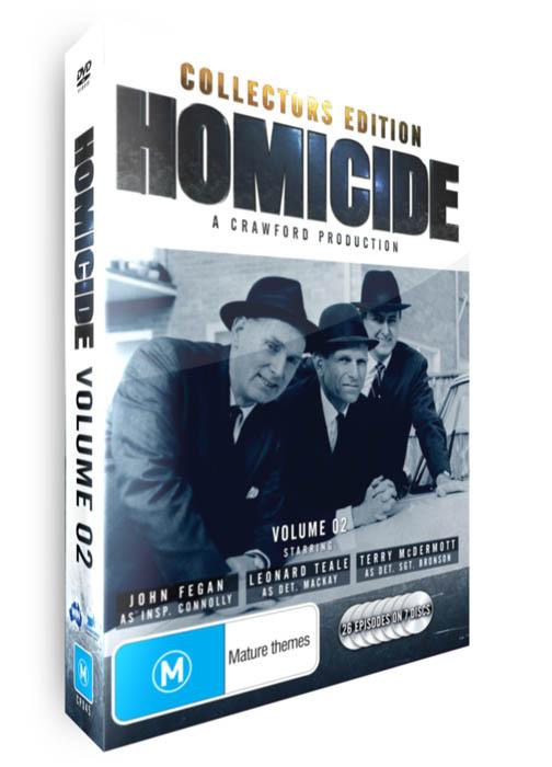 <!-- 002 -->Homicide - Volume 02