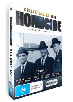 Homicide - Volume 03