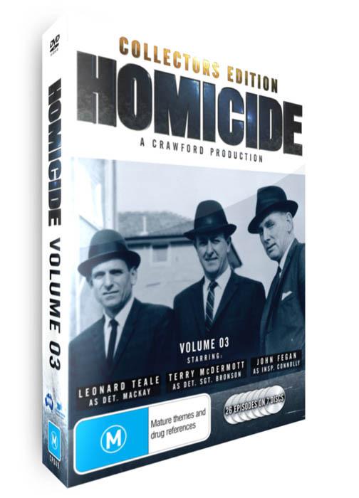 <!-- 003 -->Homicide - Volume 03