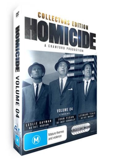 <!-- 004 -->Homicide - Volume 04