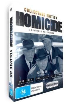 Homicide - Volume 05