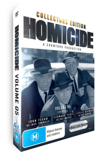 <!-- 005 -->Homicide - Volume 05