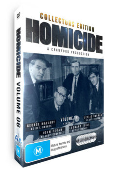Homicide - Volume 06