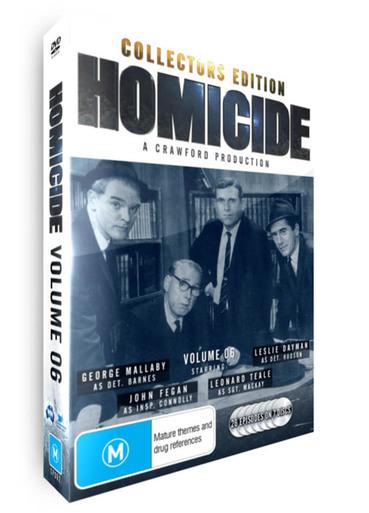 <!-- 006 -->Homicide - Volume 06