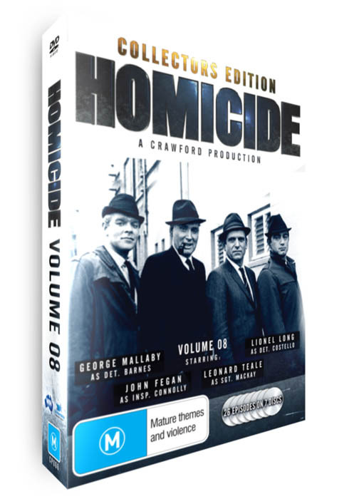 <!-- 008 -->Homicide - Volume 08