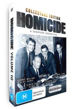 Homicide - Volume 10