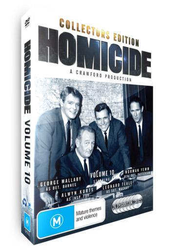 <!-- 010 -->Homicide - Volume 10