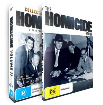 Homicide - Volume 11  + BONUS The Homicide Story