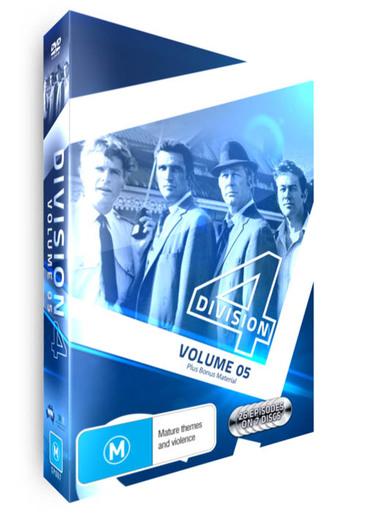 <!-- 005 -->Division 4 - Volume 5