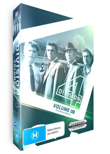 <!-- 008 -->Division 4 - Volume 8