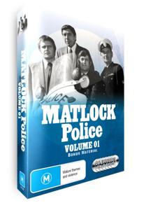 Matlock Police - Volume 1
