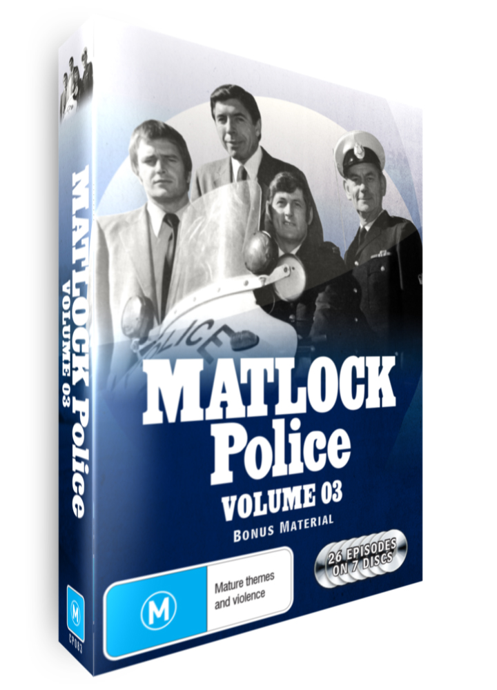 <!-- 003 -->Matlock Police - Volume 3