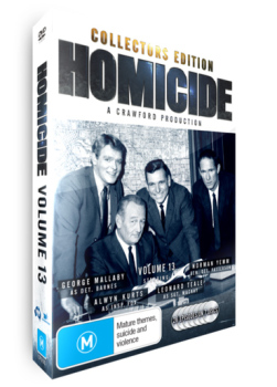 Homicide - Volume 13
