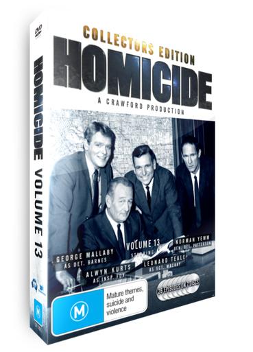 <!-- 013-->Homicide - Volume 13