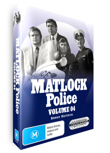<!-- 003 -->Matlock Police - Volume 4
