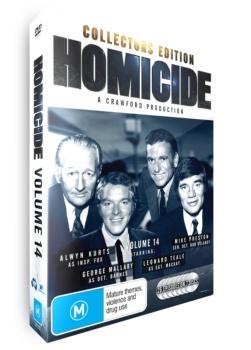 Homicide - Volume 14