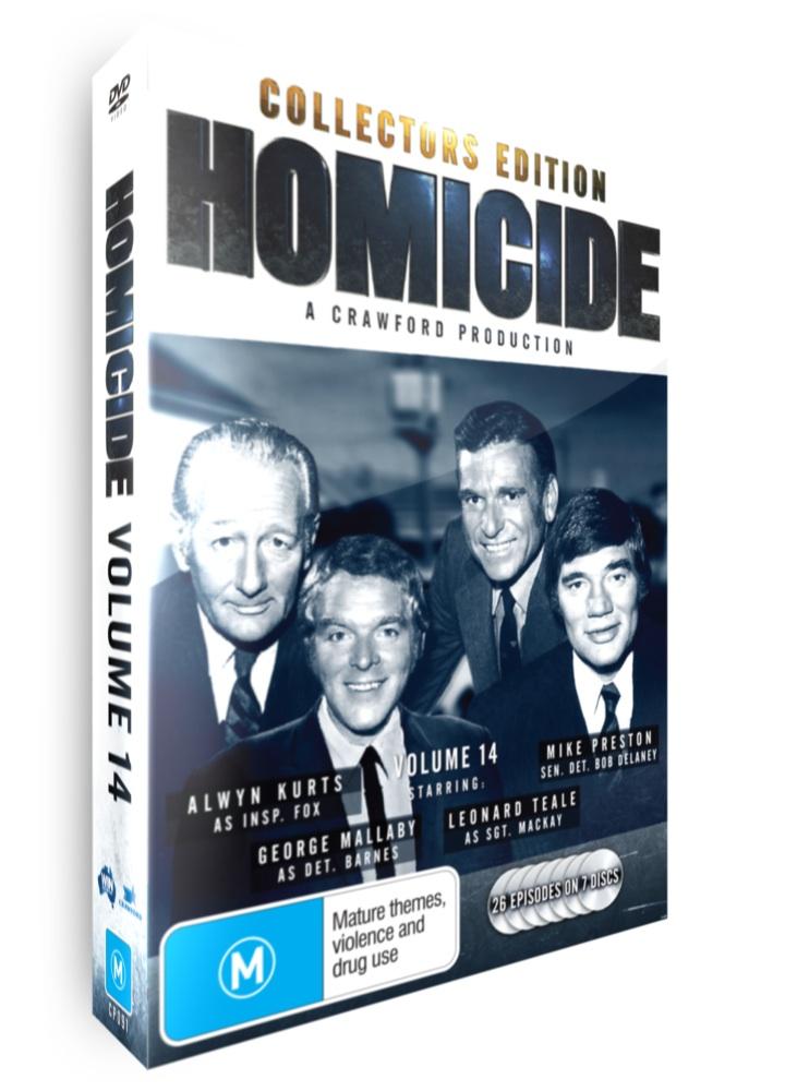 <!-- 014-->Homicide - Volume 14