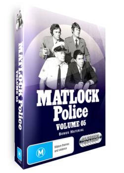 Matlock Police - Volume 5