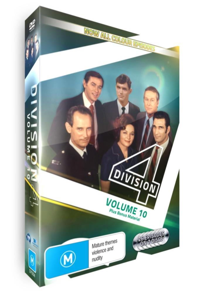 <!-- 009 -->Division 4 - Volume 9