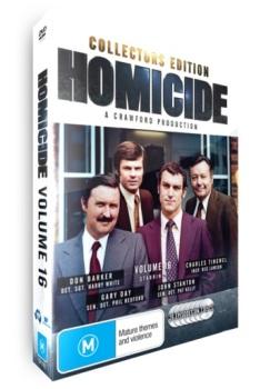 Homicide - Volume 16