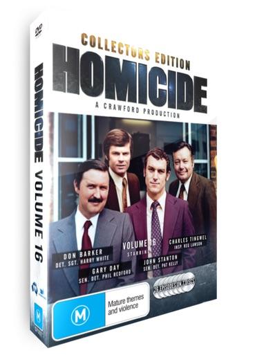 <!-- 016-->Homicide - Volume 16
