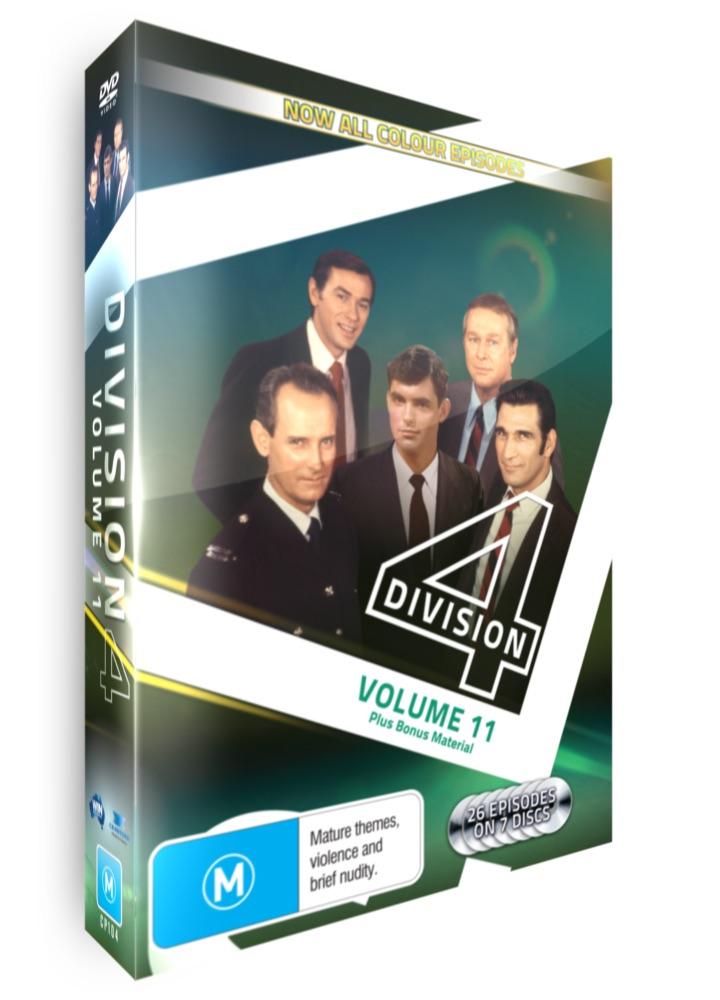 <!-- 011 -->Division 4 - Volume 11