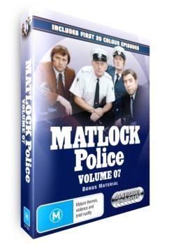 Matlock Police - Volume 7