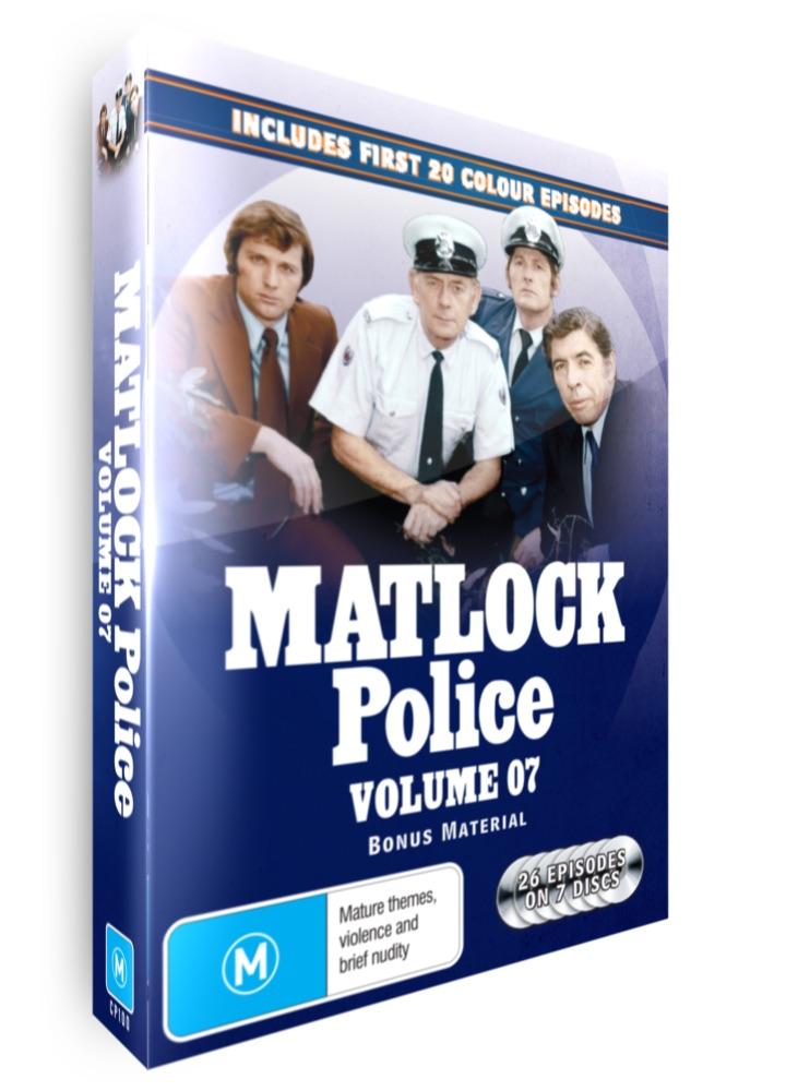 <!-- 007 -->Matlock Police - Volume 7