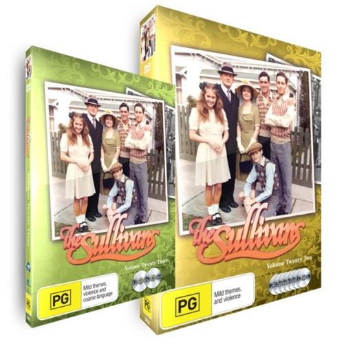 <!-- 022 -->The Sullivans Volume 22 + Bonus Volume 23