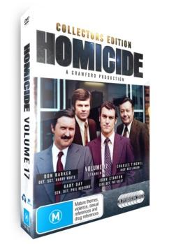 Homicide - Volume 17